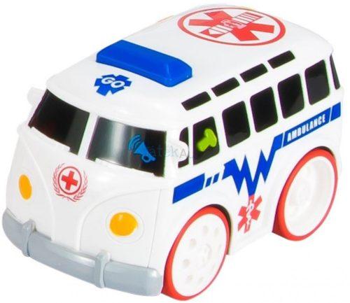 Max King Touch & Go mentőautó fénnyel és hanggal