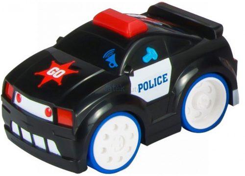 Max King Touch & Go rendőrautó fénnyel és hanggal
