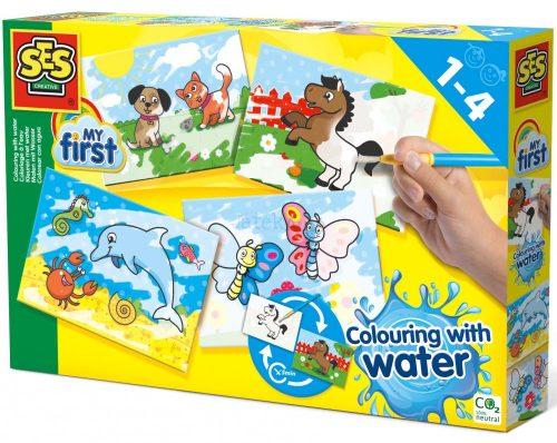 SES Creative - Első vizes színezőm 14421