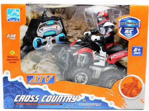 Cross Country távirányítós quad