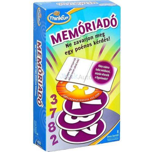 ThinkFun Memóriadó játék 750017