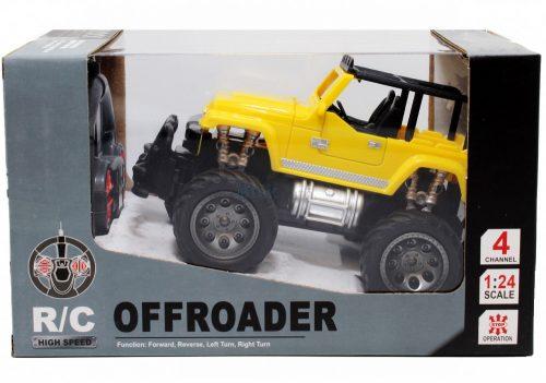 Offroader 1:24 távirányítós terepjáró