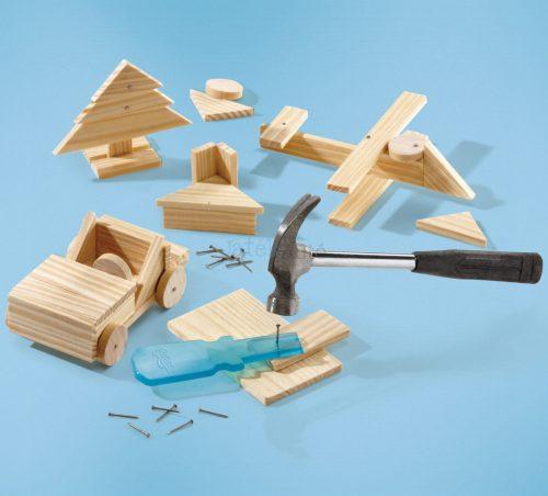 Totum Carpenter King építőjáték készlet