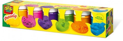 SES Creative - Trendy tempera festék 6 darabos készlet 00327