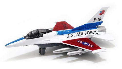 Fly Tiger fém harci repülő - 19 cm