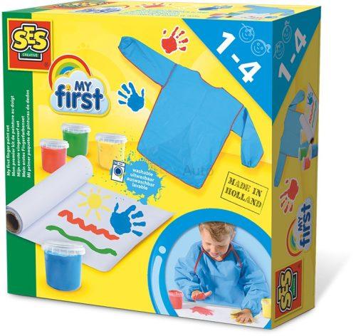 SES Creative - Első ujjfestékem készlet 14417
