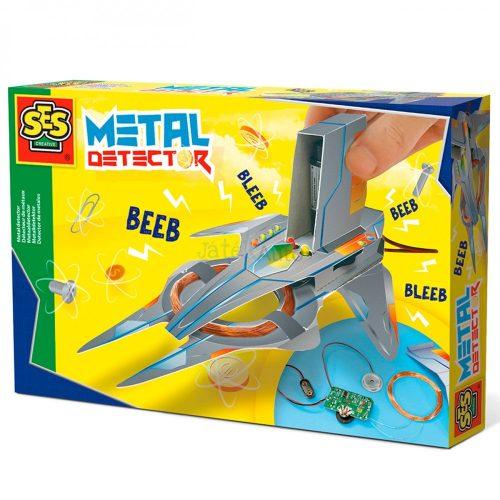 SES Creative - Fémdetektor repülőgép