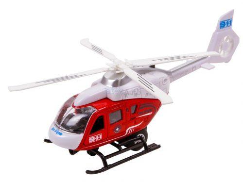 Rendőrségi helikopter - 21 cm