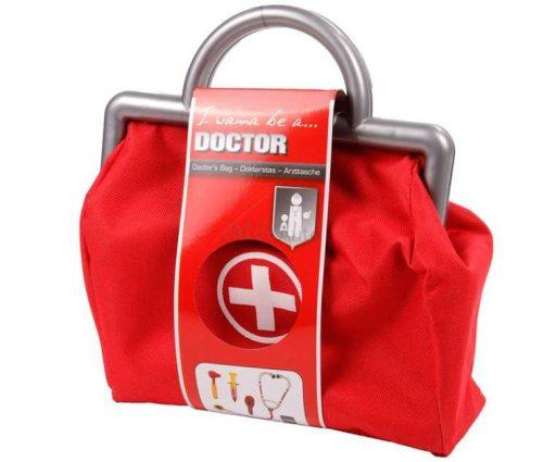 Orvosi táska 5 kiegészítővel