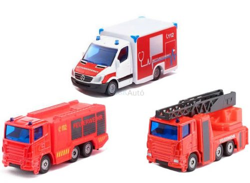 Siku mentőalakulat szett - 6326