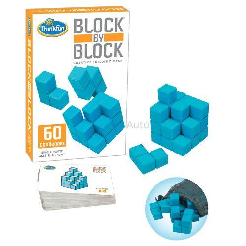 ThinkFun Block by Block logikai játék 5931