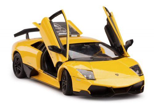 Rastar 1:24 Lamborghini Murciélago LP 670-4 SV sportautó 39300