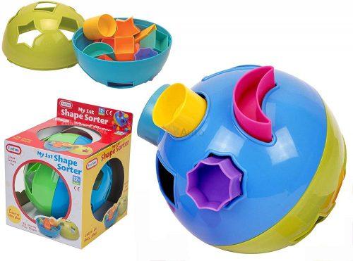 Fun Time Formaválogató gömb bébijáték