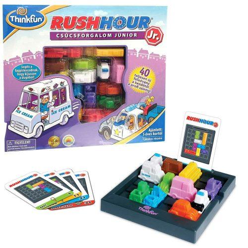ThinkFun Rush Hour Junior - Csúcsforgalom 1533