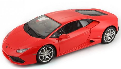 Bburago 1:18 Lamborghini Huracán LP610-4 2014 sportautó 18-11038R