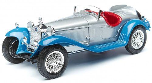 Bburago 1:18 Alfa Romeo 8C 2300 Spider Touring 1931 sportautó 18-12063S