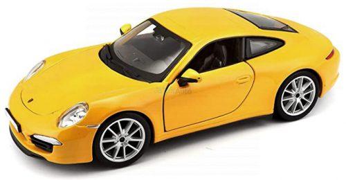 Bburago 1:24 Porsche 911 Carrera S sport coupe 18-21065