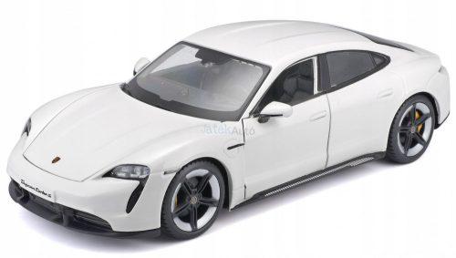 Bburago 1:24 Porsche Taycan Turbo S (2019) sportautó 18-21098