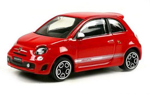 Bburago 1:43 Fiat 500 Abarth (2008) személyautó 18-30199