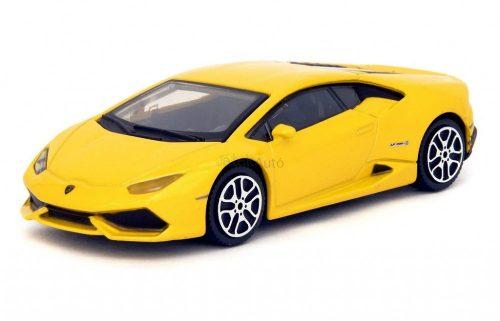Bburago 1:43 Lamborghini Huracán LP610-4 2014 sportautó 18-30290Y