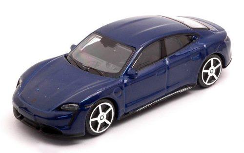 Bburago 1:43 Porsche Taycan Turbo S (2019) sportautó 18-30433