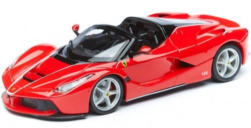 Bburago 1:24 Ferrari LaFerrari Aperta sportautó 18-26022R