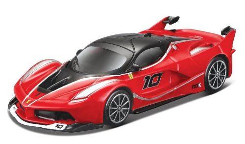 Bburago 1:43 Ferrari FXX-K N 10 (2015) sportautó 18-36024