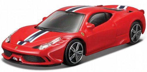 Bburago 1:43 Ferrari 458 Italia Speciale (2013) sportautó 18-36025