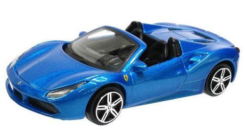 Bburago 1:43 Ferrari 488 Spider (2015) sportautó 18-36026