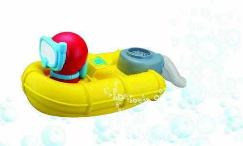 Bburago Junior Splash N' Play világító, buborékoló kishajó, fürdőjáték 16-89014