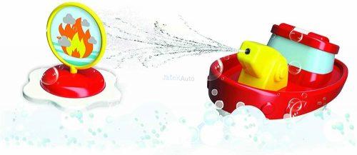 Bburago Junior Splash N' Play spriccelő kishajó bójával, fürdőjáték 16-89015