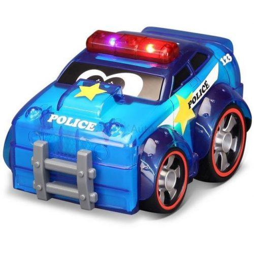 Bburago Junior rendőrautó fénnyel és hanggal 16-89006