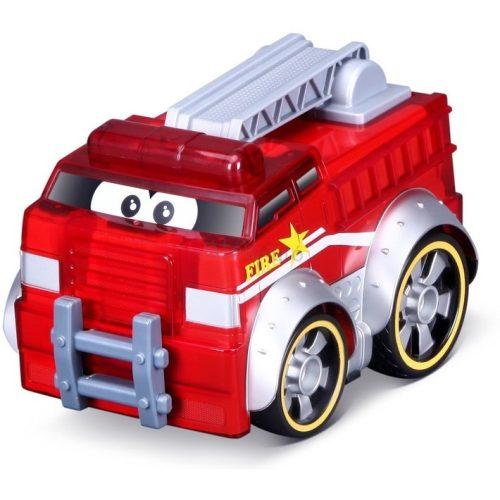 Bburago Junior tűzoltóautó fénnyel és hanggal 16-89006