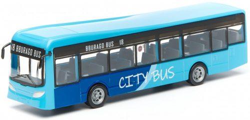 Bburago 1:43 City busz - kék 18-32102