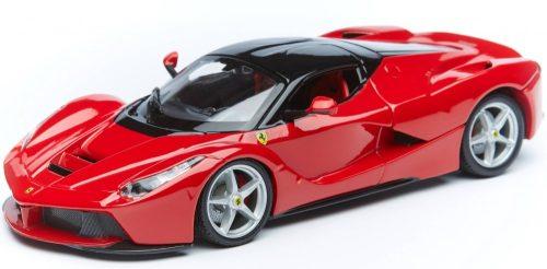 Bburago 1:24 Ferrari LaFerrari versenyautó 18-26001