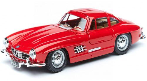 Bburago 1:18 Mercedes Benz 300 SL 1954 sportautó 18-12047