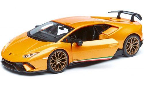 Bburago 1:24 Lamborghini Huracán Performante sportautó 18-21092