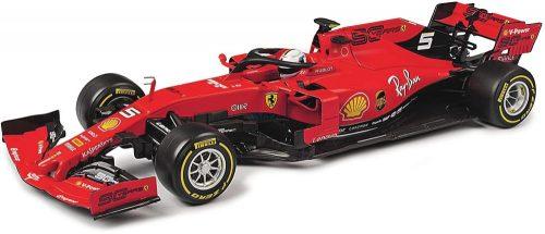 Bburago 1:18 Ferrari SF90 versenyautó 18-16807