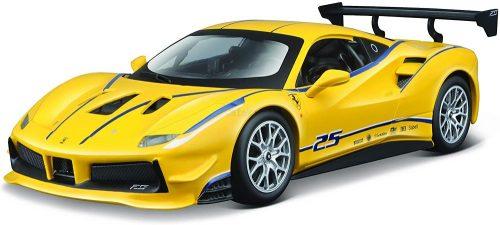 Bburago 1:24 Ferrari 488 Challenge versenyautó 18-26307