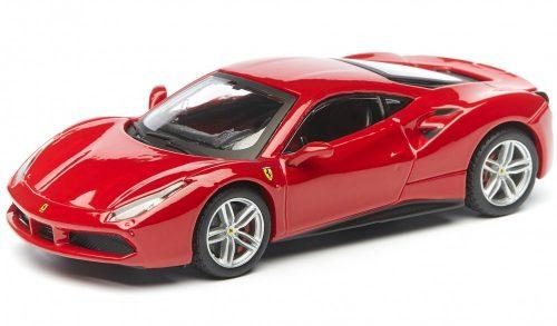Bburago 1:43 Ferrari 488 GTB sportautó 18-36904