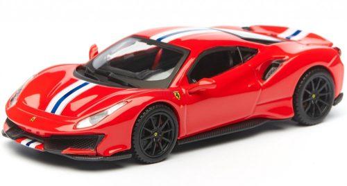 Bburago 1:43 Ferrari 488 Pista sportautó 18-36910