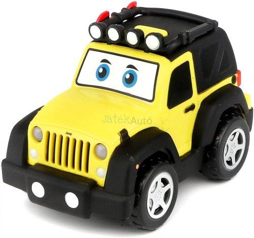 Bburago Junior Jeep kisautó fénnyel és hanggal 16-81201
