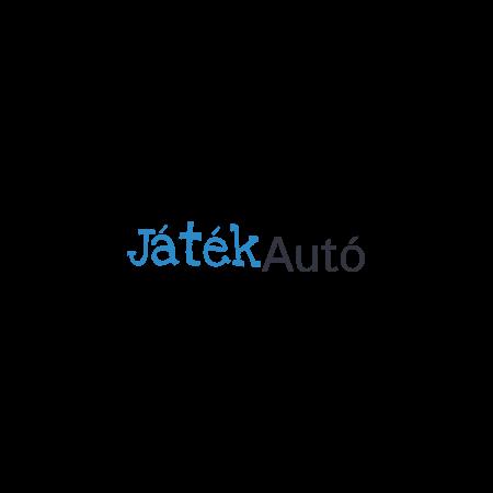 Chicco Turbo Team Peter hátrahúzós rendőrautó fénnyel- és hanggal