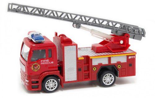 Driving hátrahúzós létrás tűzoltóautó, 12 cm