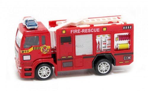 Driving hátrahúzós tűzoltóautó, 12 cm