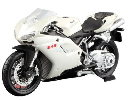 Maisto 1:18 Ducati 848 (2008) motor 08011