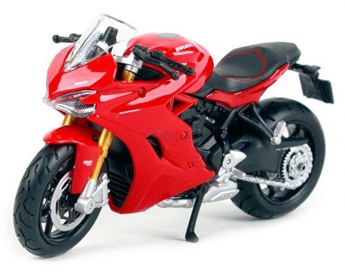 Maisto 1:18 Ducati Supersport S (2017) motor 17040