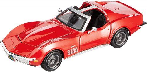 Maisto 1:24 Chevrolet Corvette Stingray (1970) sportautó 31202