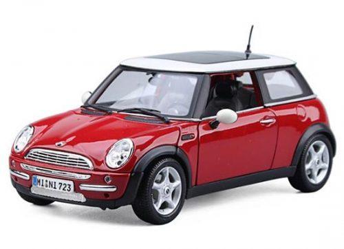 Maisto 1:24 Mini Cooper (2006) személyautó 31219R
