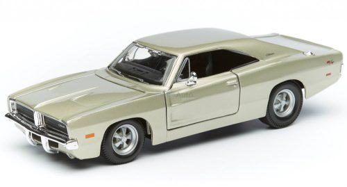 Maisto 1:24 Dodge Charger R/T Coupe (1969) sportautó 31256